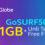 Globe Prepaid GoSURF50: Your affordable Mobile Internet Promo