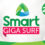 Smart Prepaid Giga Surf 299 comes with 2GB Internet Surfing and FREE iWant TV subscription