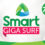 Smart Prepaid Giga Surf 799 comes with 4.5GB Data and FREE iWant TV subscription.